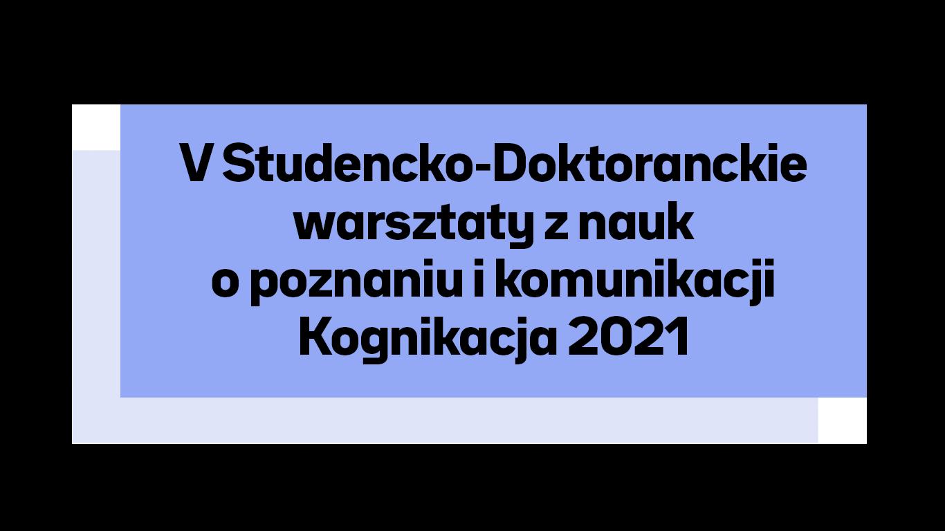 Kognikacja 2021